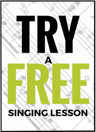 Free trial singing lesson