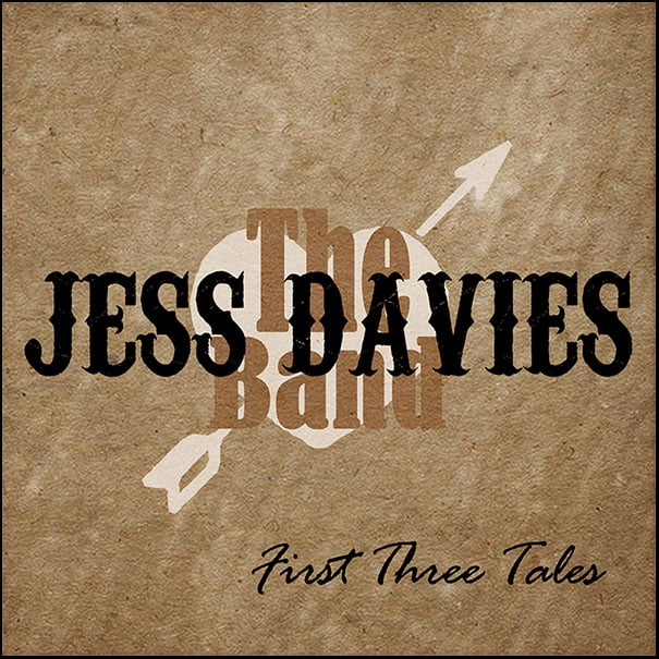 The Jess Davies Band - First Three Tales EP